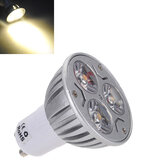 GU10 3W 240LM Warm White Energy Saving LED Lâmpada AC 85-265V