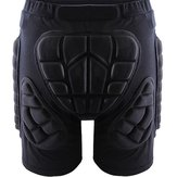 Des shorts rembourrés de protection ski patinage short de protection