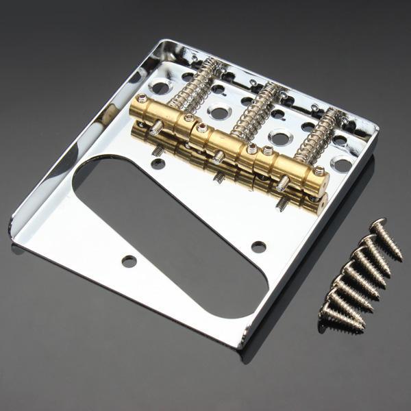 TL guitarra arremate guitarra ponte singal bobina cobre estandarte
