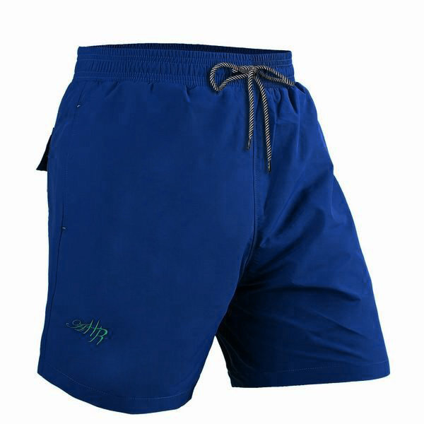 L-3XL Summer Mens Solid Color Casual Comfortable Beach Shorts With Drawstring 6 Colors
