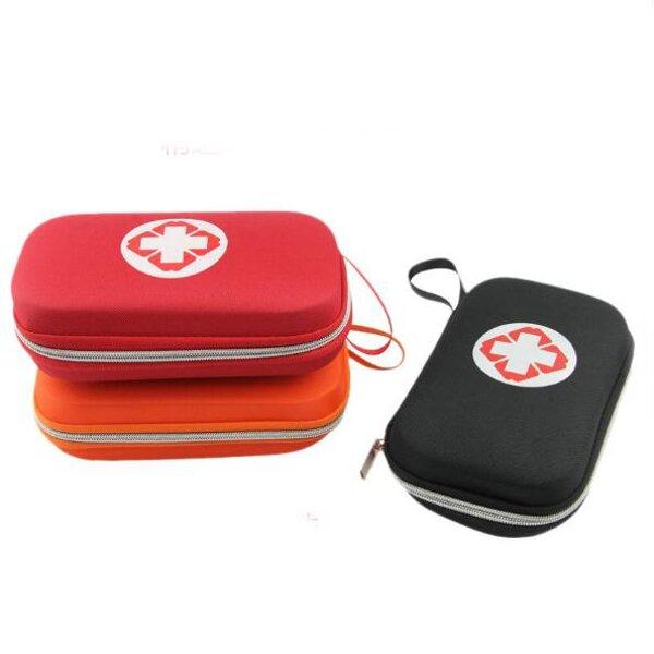 車の救急救急隊小医療箱緊急サバイバルキットポータブルトラベルアウトドア