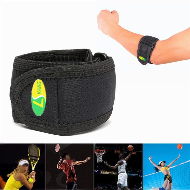 IPRee® Tennis Golf Elbowband Epicondylitis Wrap Support Brace Lateral Pain Syndrome