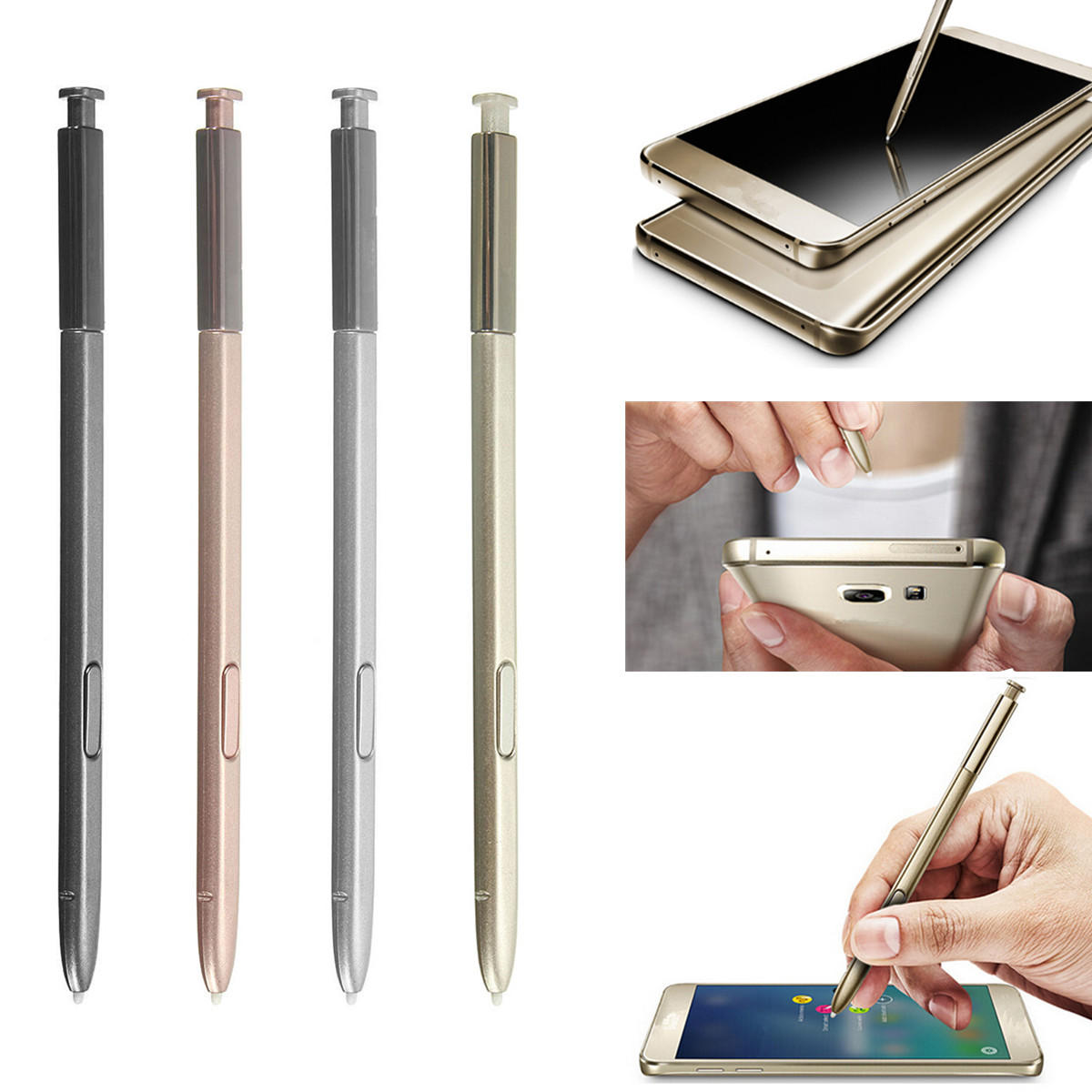 Touch Screen Stylus S Pen voor Samsung Galaxy Note 5 Verizon Sprint T-Mobile