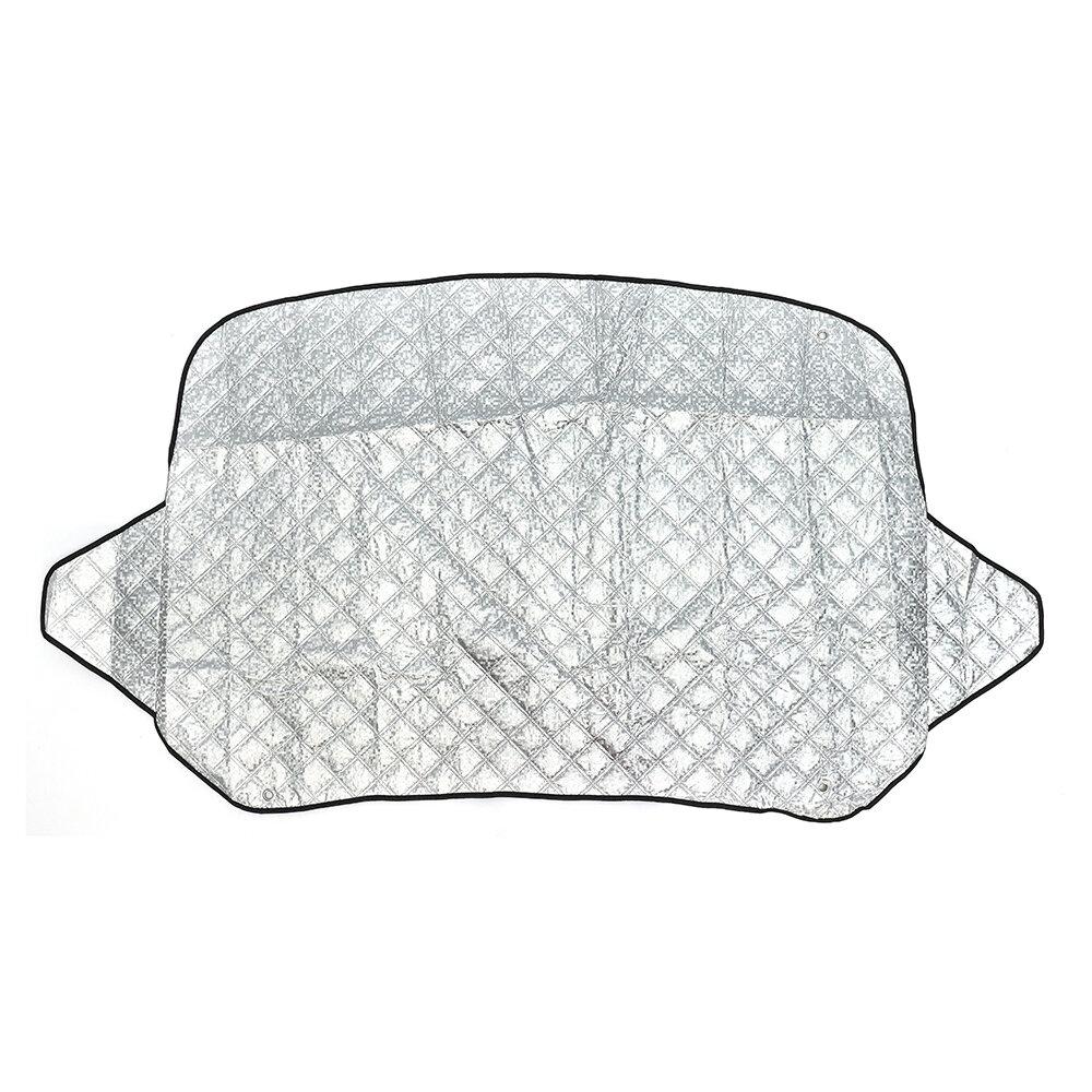 Tampa da proteção de Sun da folha de alumínio da cortina do pára-sol da janela do para-brisa da parte dianteira do carro do copo da sucção