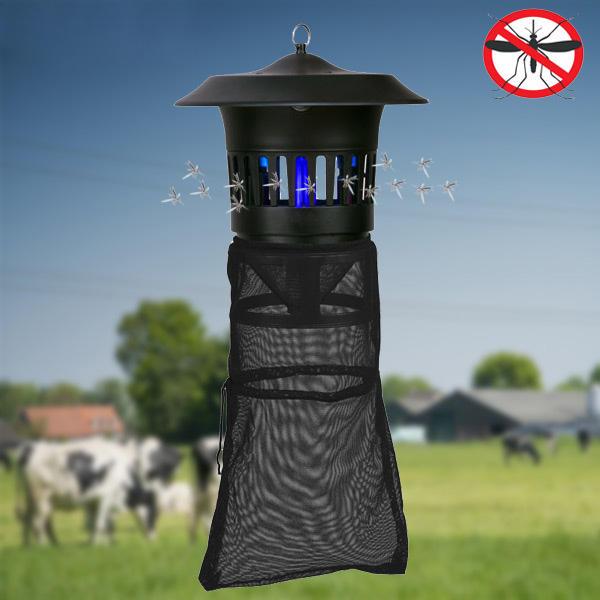 GREENYELLOW 220V 15W Electric Mosquito Killer Light do odstraszacza komarów ogrodowych