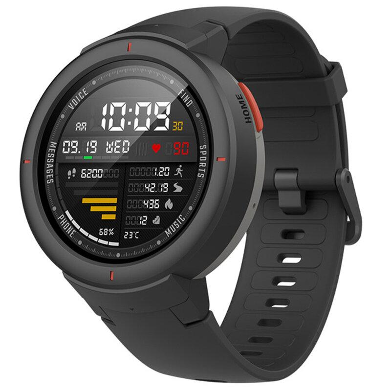 Original Amazfit Verge International Version AMOLED IP68 Bluetooth GPS + GLONASS Smart Watch von xiaomi Eco-System