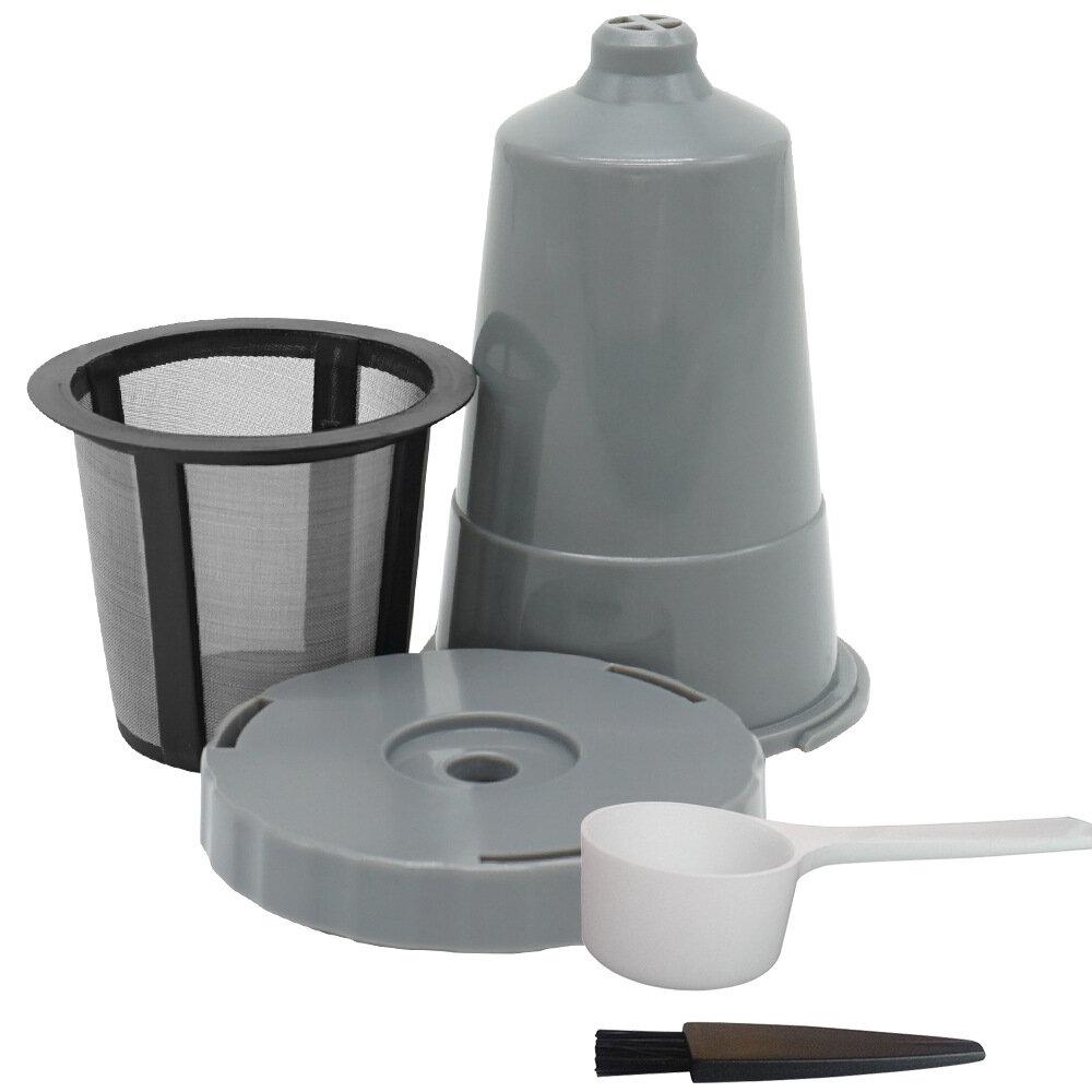 K-Cup wiederholbare Kaffeefilter Körbe Kaffeefilter Kapsel Pod K-Cup Ersatz Kaffeefilter