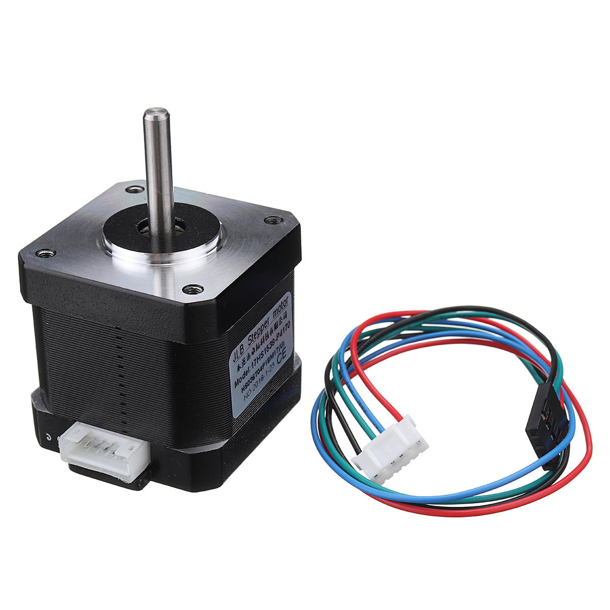 42BYG40-1.7A-23D 12V 1.7A 1.8° Stepper Motor for 3D Printer With Wire