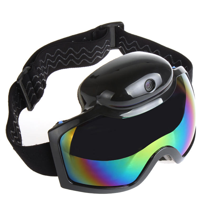 XANES SG01 Smart Skiing Goggles HD 1080P Camera Video Camcorder UV Anti-fog Men Women Action Camera Ski Eyewear