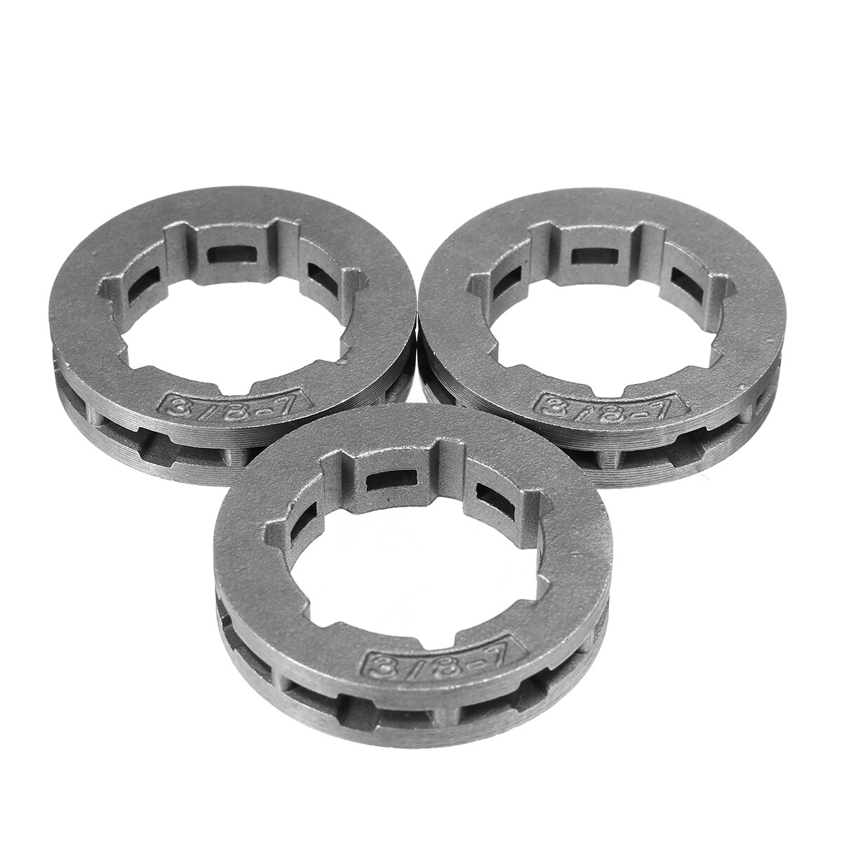 3pcs Sprocket Rim For Stihl 024 026 028 029 034 MS260 MS270 MS280 MS290 Chain Saw Part