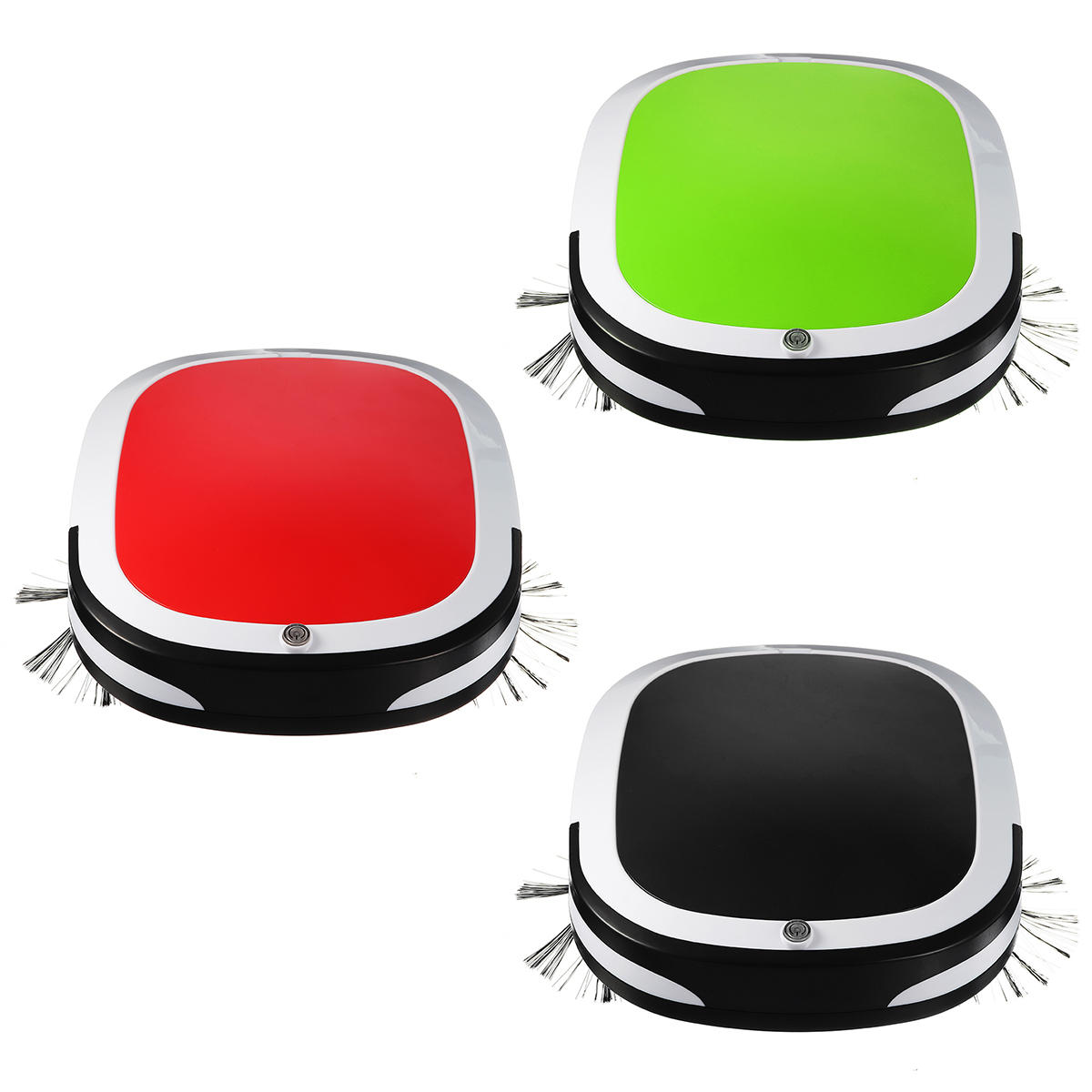 3 in 1 New Rechargeable Strong Suction Sweeping Smart Clean Robot Vacuum Cleaner