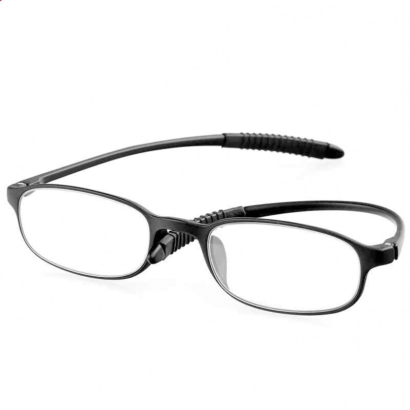 KCASA TR90 Ultralight Unbreakable Best Reading Glasses Pressure Reduce Magnifying