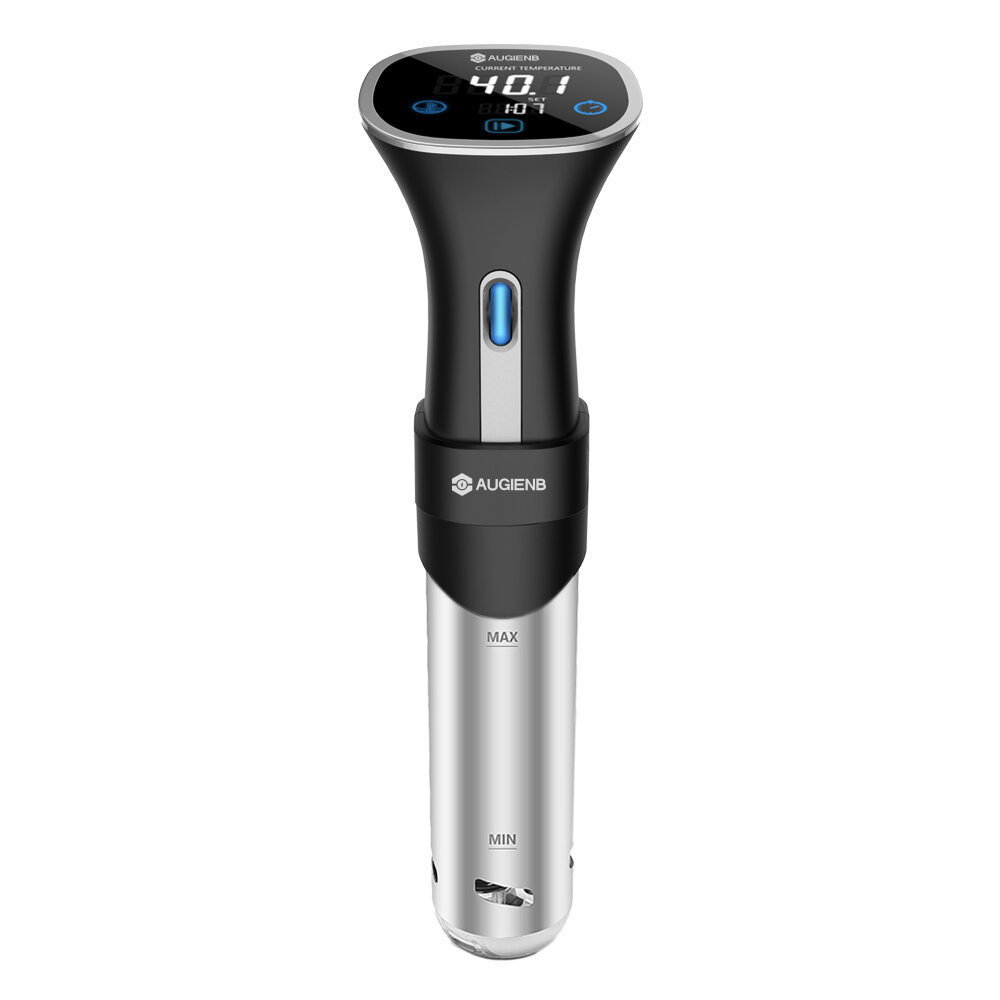 AUGIENB Sous Vide Cooker Thermal Immersion Circulator Machine 800W