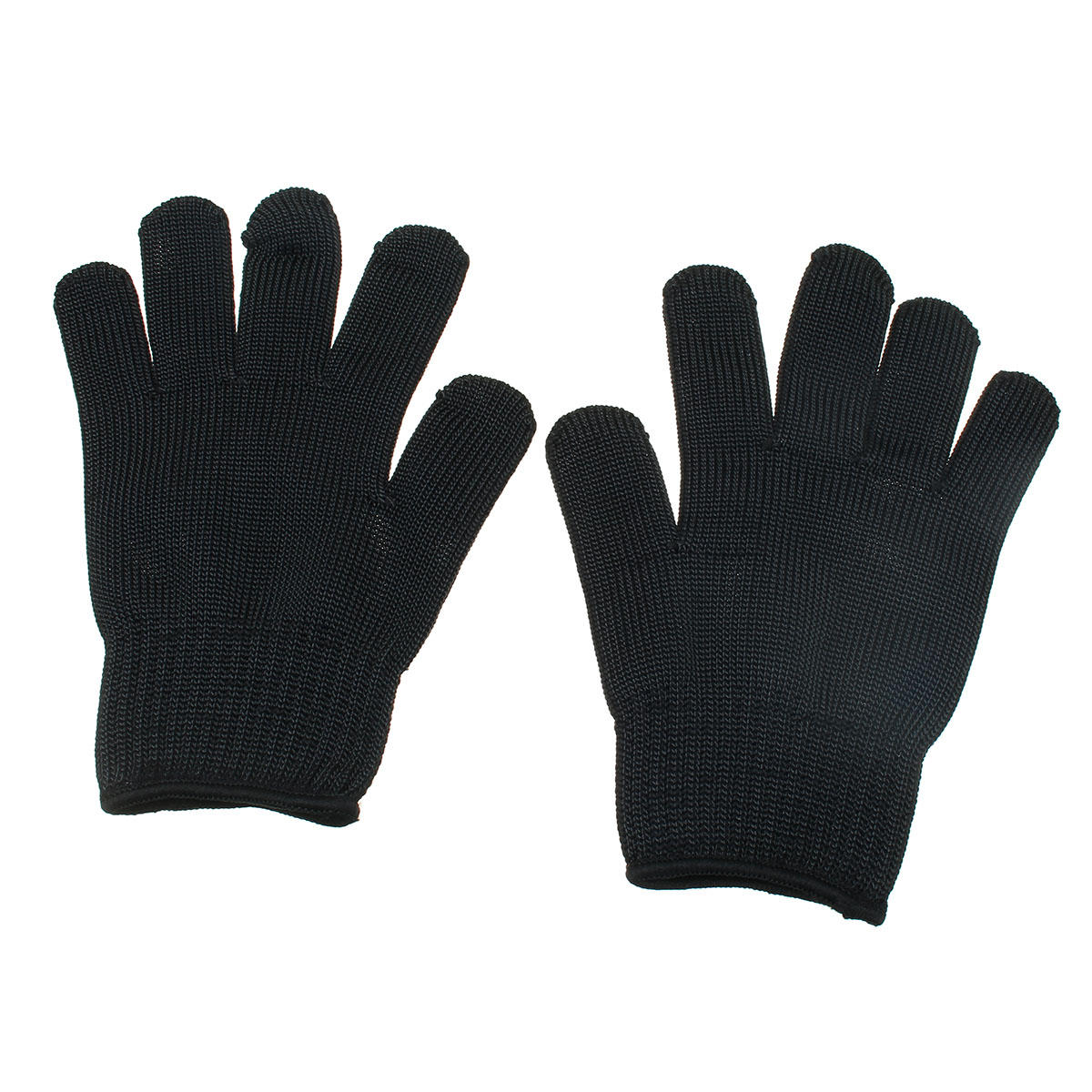 Working Safety Gloves Cut Resistant Protective Stainless Steel Wire Butcher Anti-Cutting Gloves