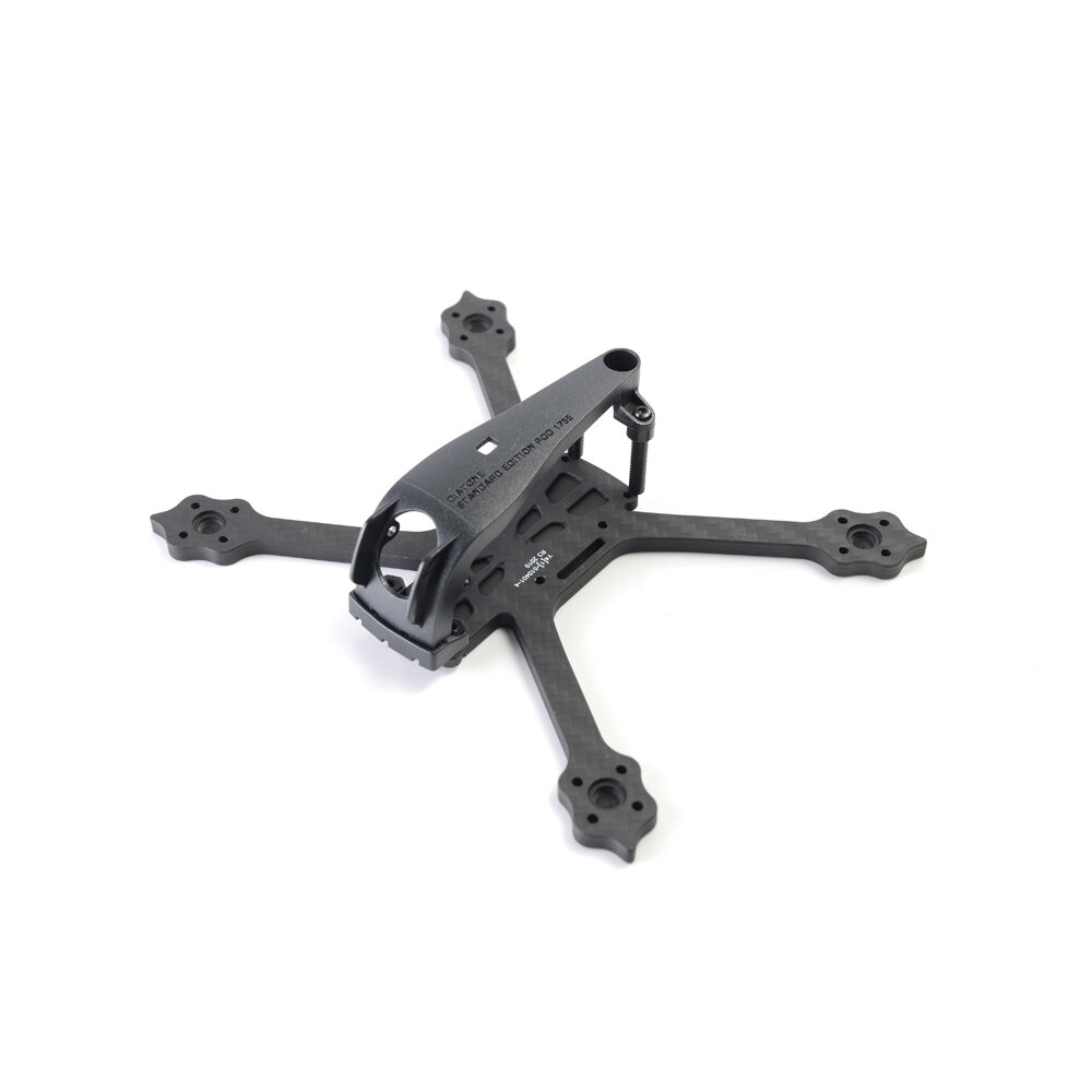 Diatone 2019 GT R249+ 115mm 2.5 Inch FPV Racing Frame Kit Carbon Fiber & Plastic For RC Drone