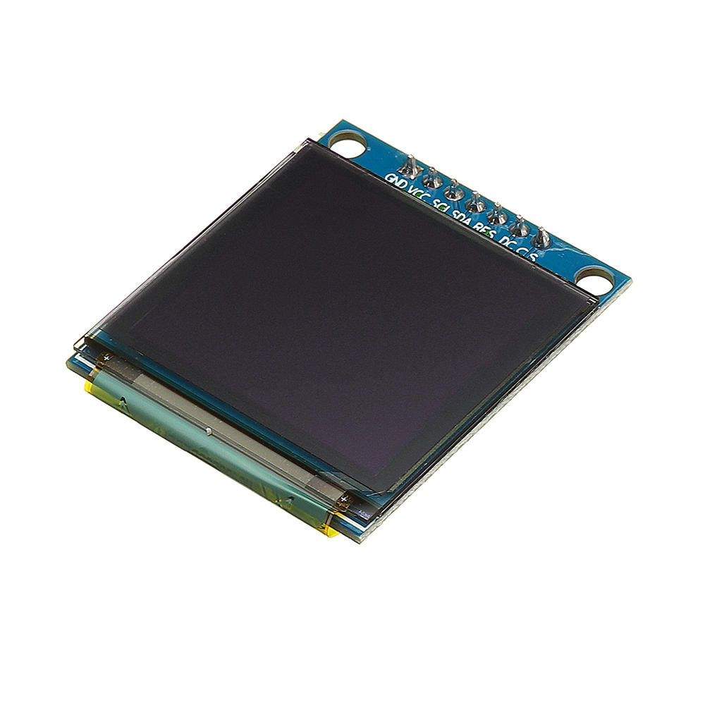 1.5 Inch Color OLED 128*128 Display Device SPI Interface SSD1351 Module