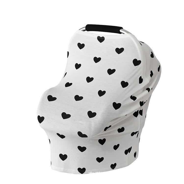 Baby Cover Multifunctional Infant Carseat Canopy Insect Stretchy