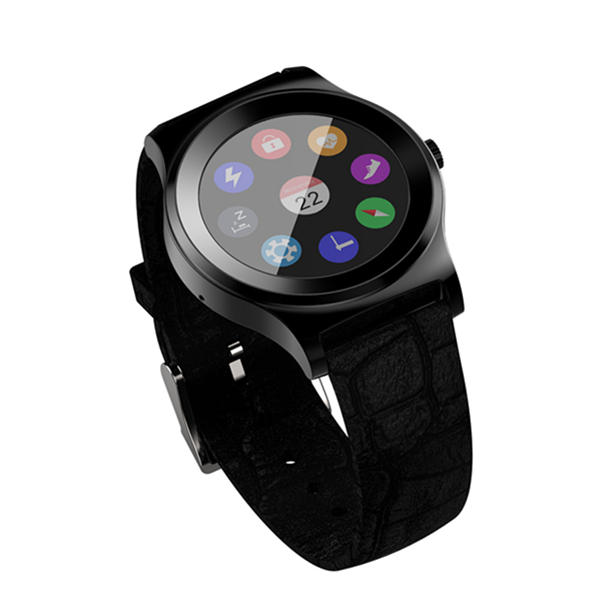"NEECOO-V3 MTK2502C 1.3"" 240*240 Heart Rate bluetooth 4.0 Smart Watch"