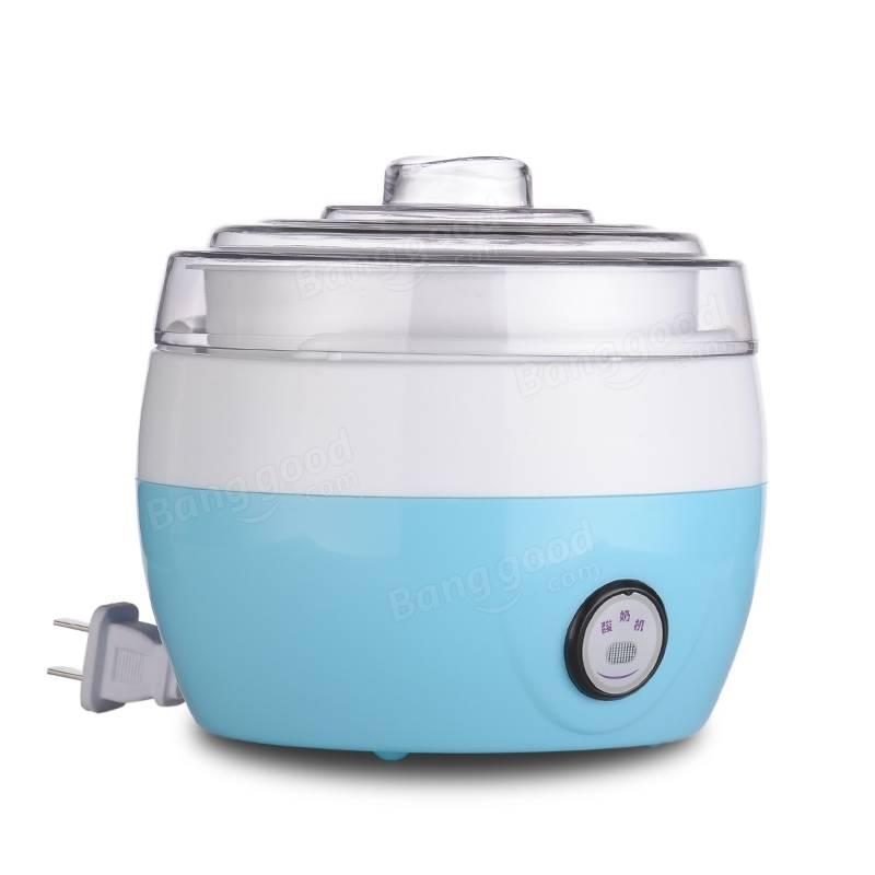 Homemade Automatic Yogurt Maker Electric Yogurt Cream Making Machine Ice Maker