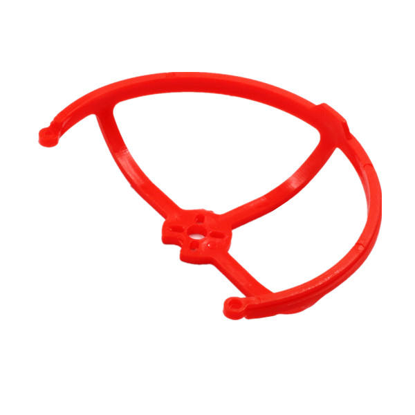 4 PCS Red 2.5/3 inch RC Drone Propeller Protective Cover for 1103/1104/1105/1306 Motor