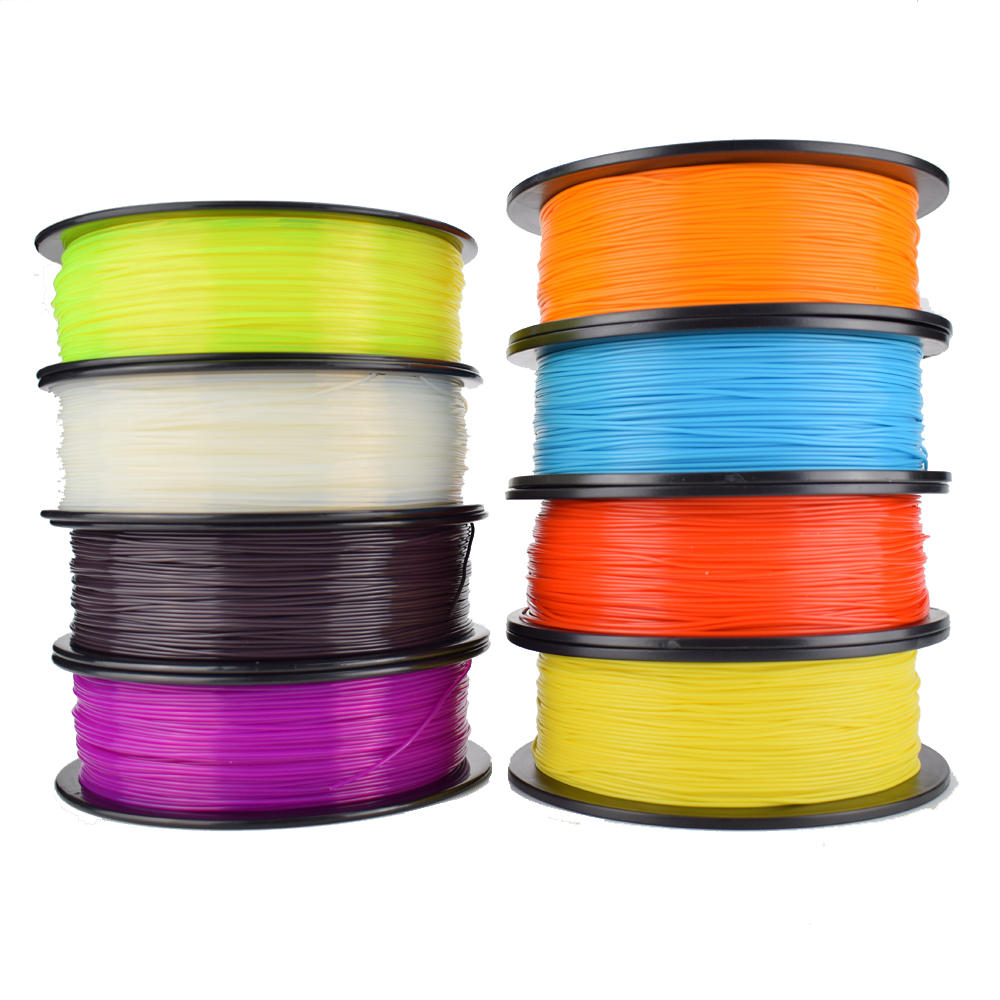 Easythreed® 1KG/Roll 1.75mm PLA Filament for 3D Printer Different Colors Chosen