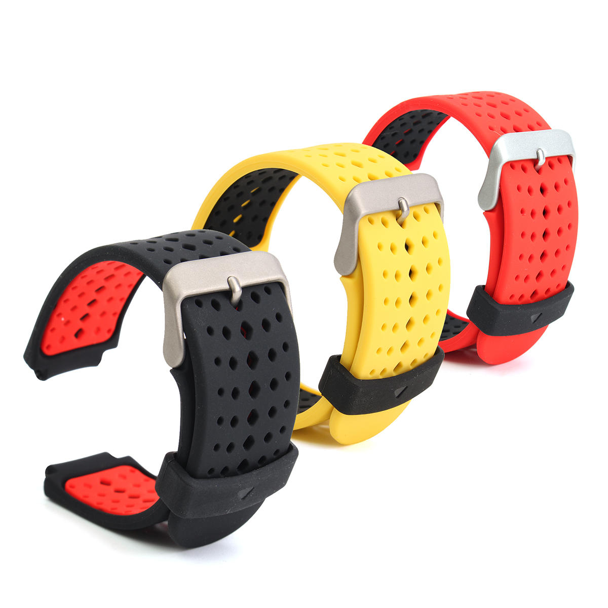 Replacement Wrist Band Silicone Watch Band For Garmin Forerunner 230/235/630