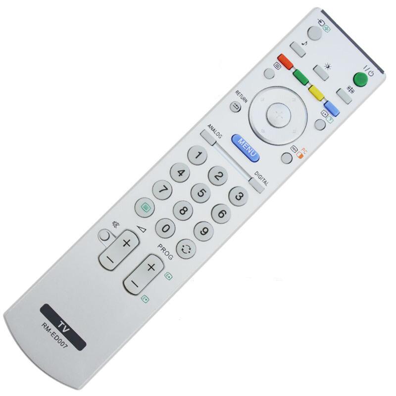Substituição Controle Remoto para a TV Sony RM-ED007 RM-RM0000