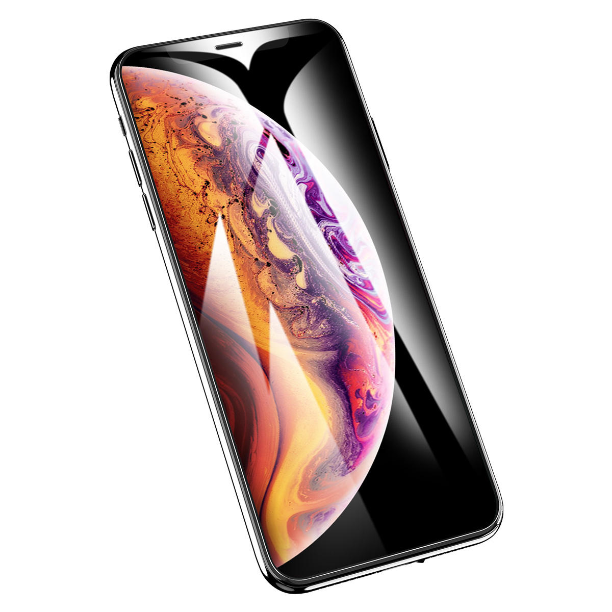 Rock New 9D Hydrogel Screen Protector For iPhone XS Max/iPhone 11 Pro Max 0.1mm Clear Bubble Free Full Coverage Film