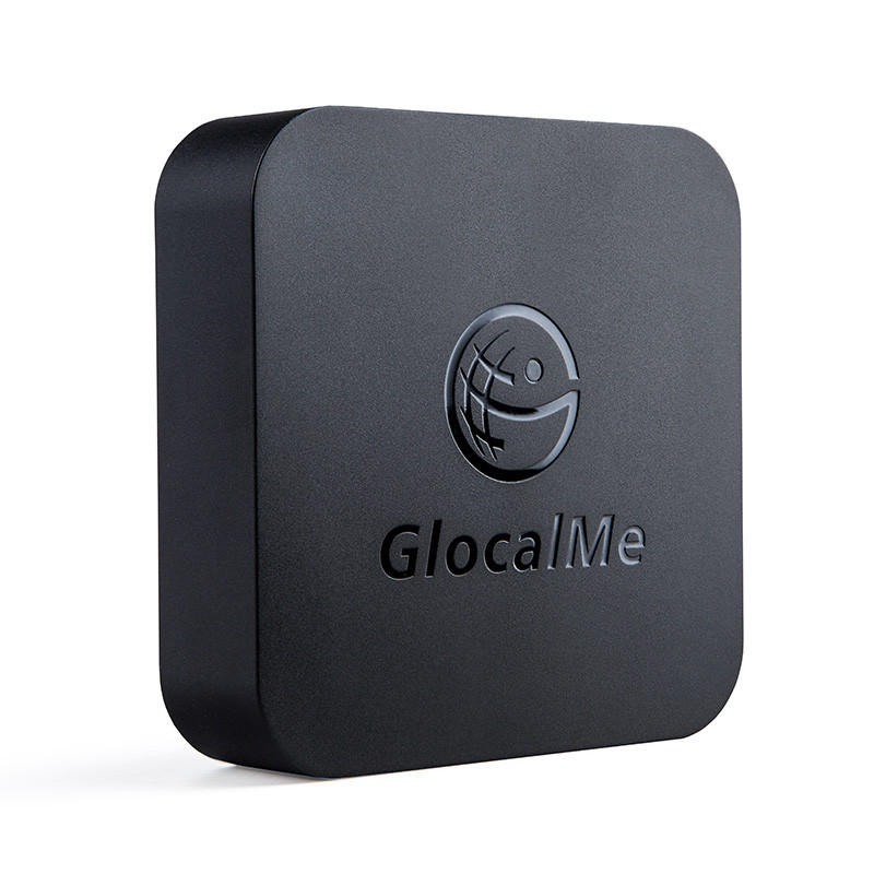 Glocalme SIMBOX 4G Multiple Cards Standby On Line Share Portable Sim Card Free Roaming Fee Adapter