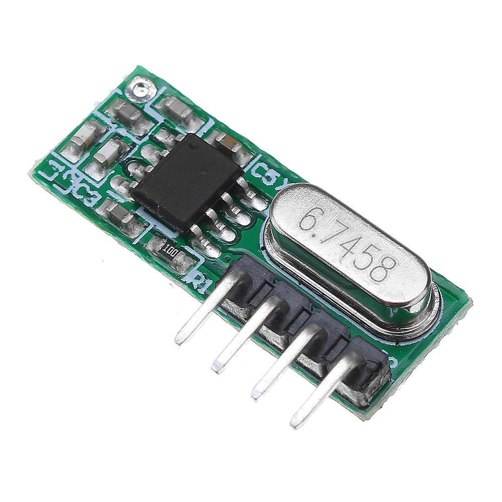 5pcs Geekcreit® RX500A 315/433MHz High Sensitivity Superheterodyne Wireless Receiver Module