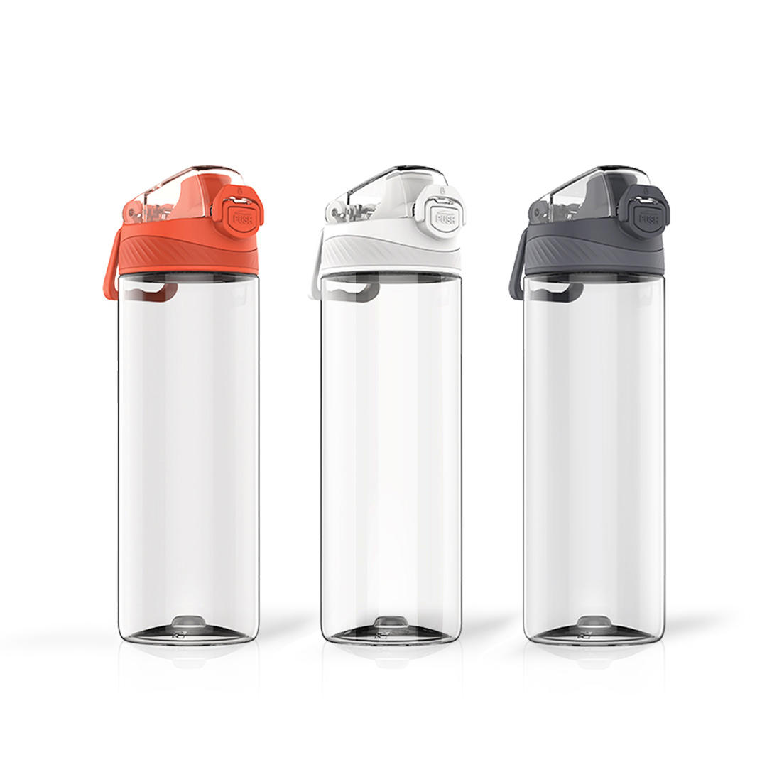 QUANGE Tritan 480ml 620ml Sports Water Bottle Drinking Kettle Cup BPA Free Outdoor Travel from xiaomi youpin