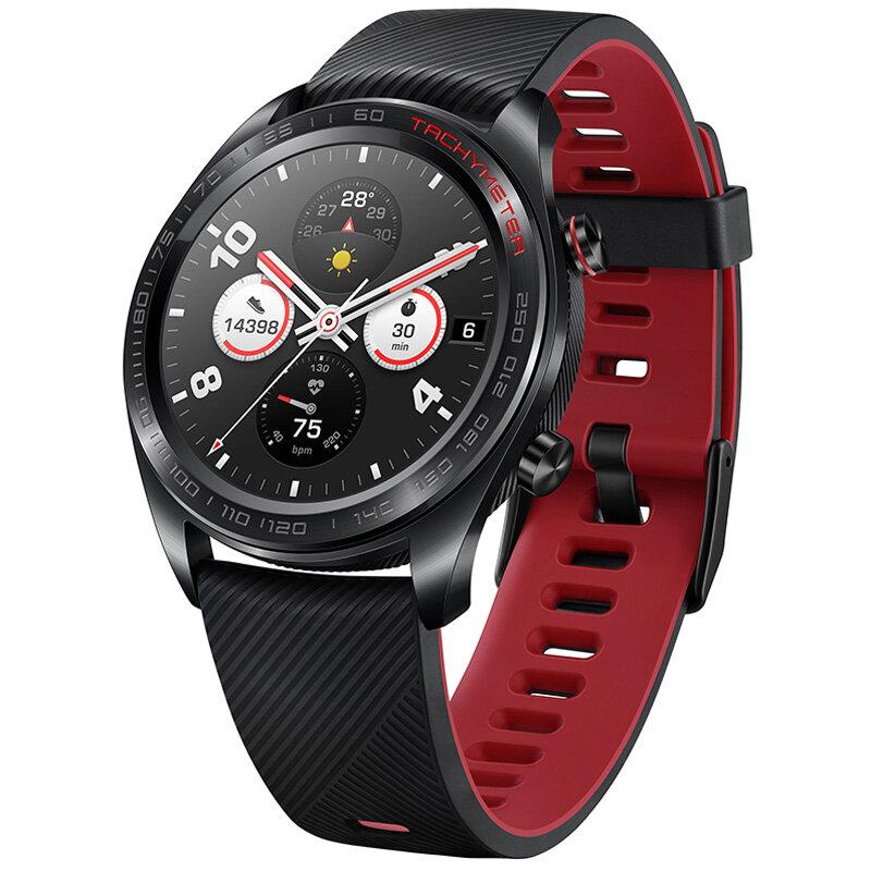 Huawei Honor Watch Magic Relógio Inteligente 1.2' AMOLED GPS Multi-esporte Longa Vida da Bateria Relógio Inteligente