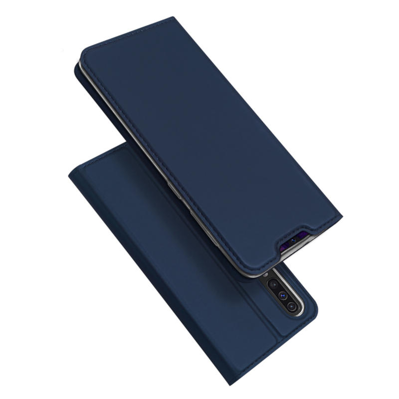 DUX DUCIS Magnetic Flip With Wallet Card Slot Protective Case for Samsung A70 2019