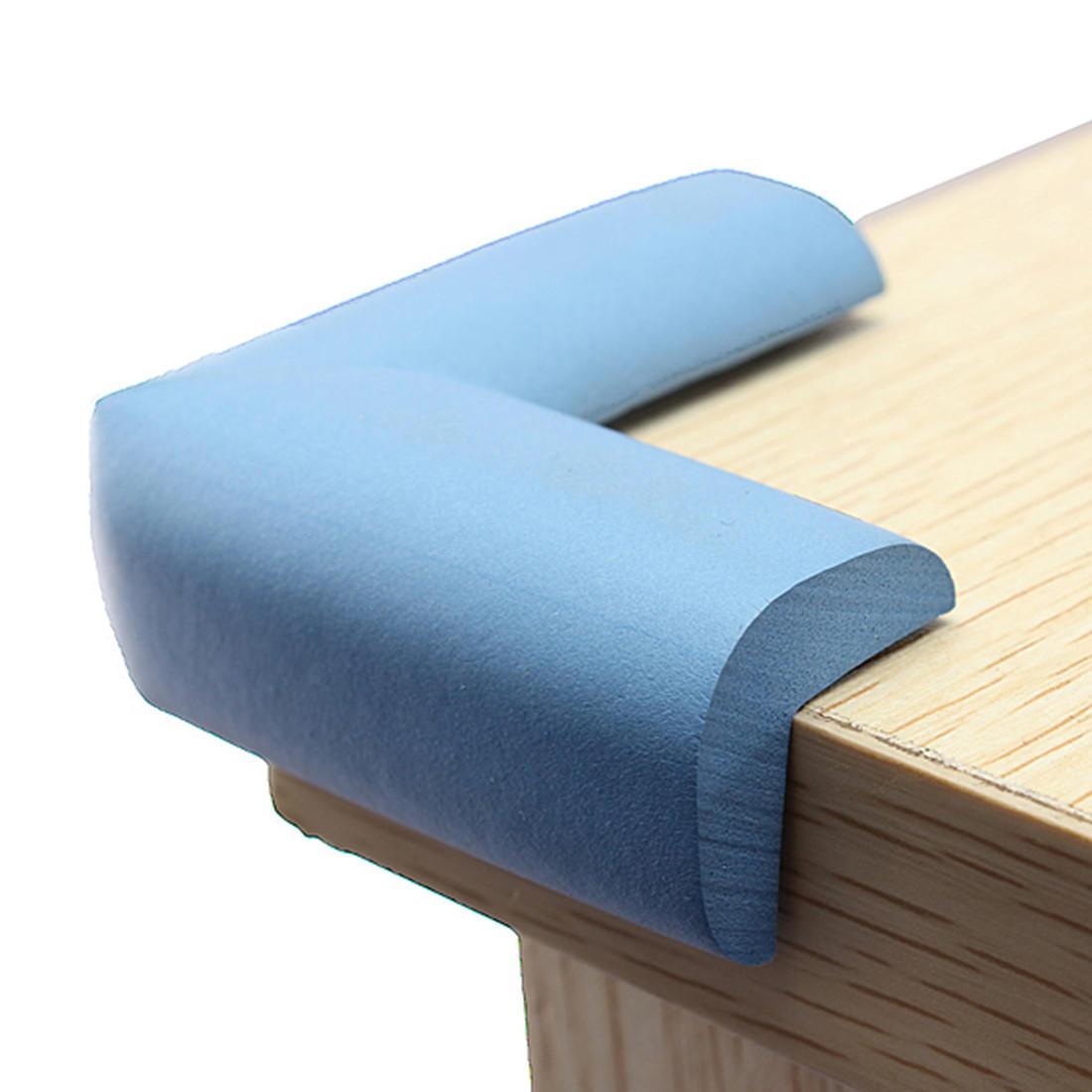 Ekstra Kalın Bebek Masası Masa Köşeleri Yastık Muhafızı Koruyucu Köpük
