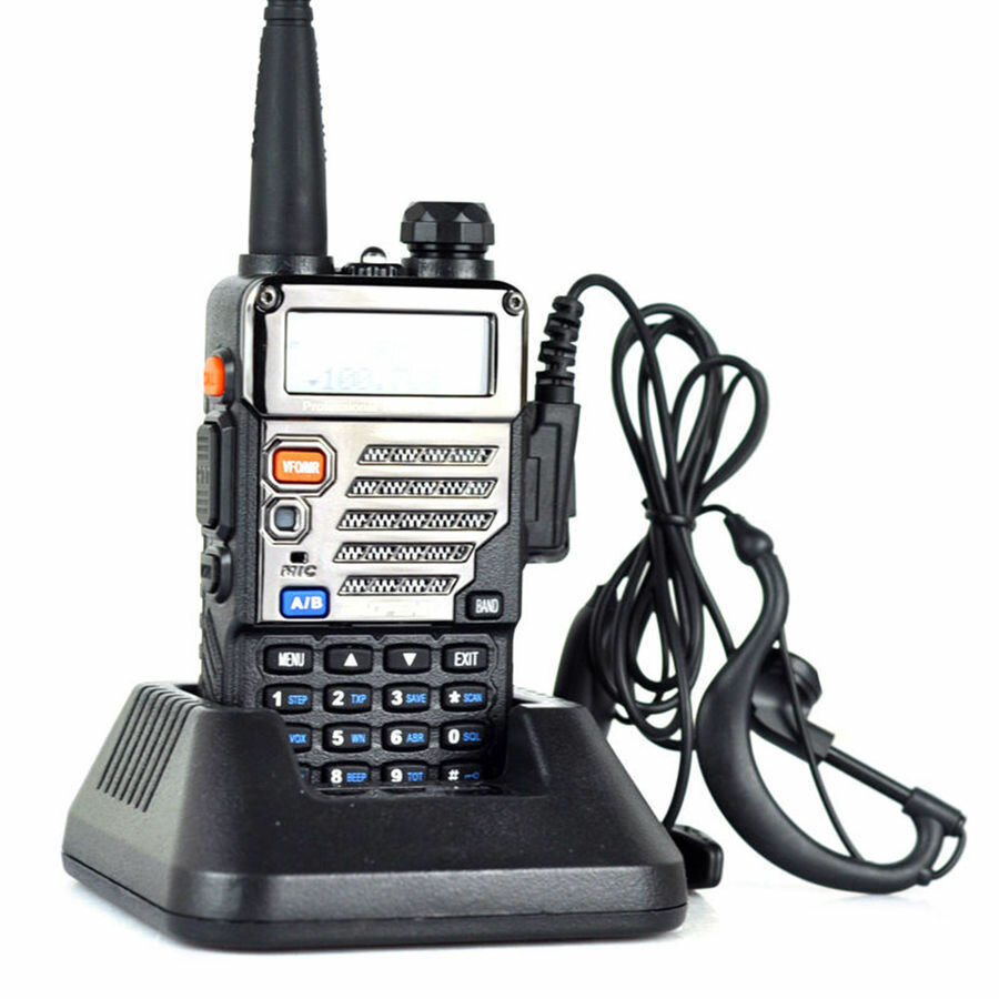 Baofeng UV-5RE Dual Bande 136-174 / 520-479.995 Talkie-walkie radio bidirectionnelle MH