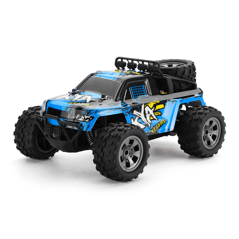 1/18 2.4G 2WD 100m Long Distance Control RC Car Off Road Buggy