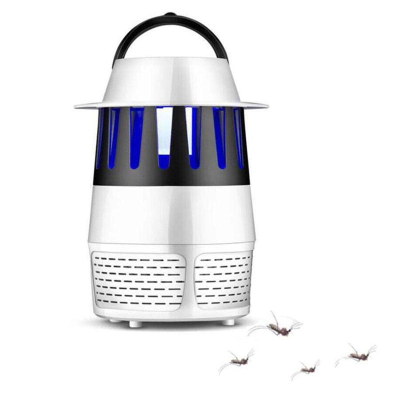 LED Anti Mosquito Killer Lamp USB Insect Killer Lamp Non-radiation Indoor Camping Pest Mosquito Trap Light