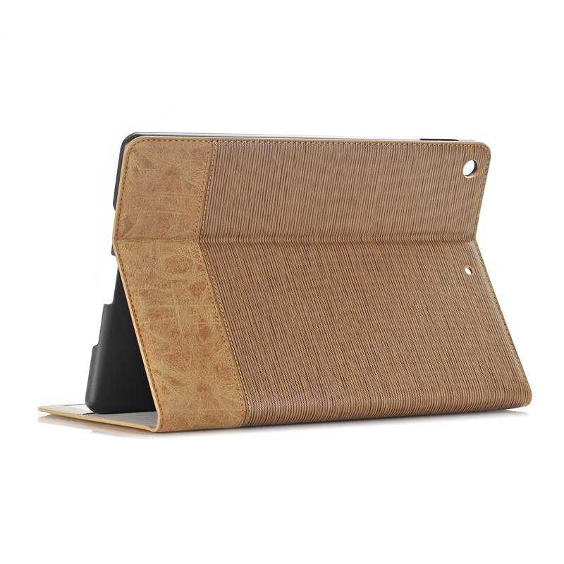 PU Leather Wallet Card Slot Kickstand Caso Para iPad Mini 1/2/3