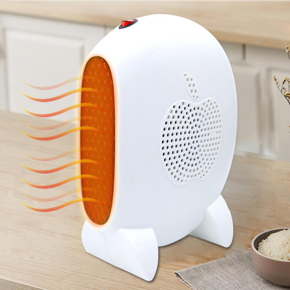 Bakeey 500 Вт Мини Портативный Настольный Электрический Нагреватель Потепление Вентилятор Для Умного Дома