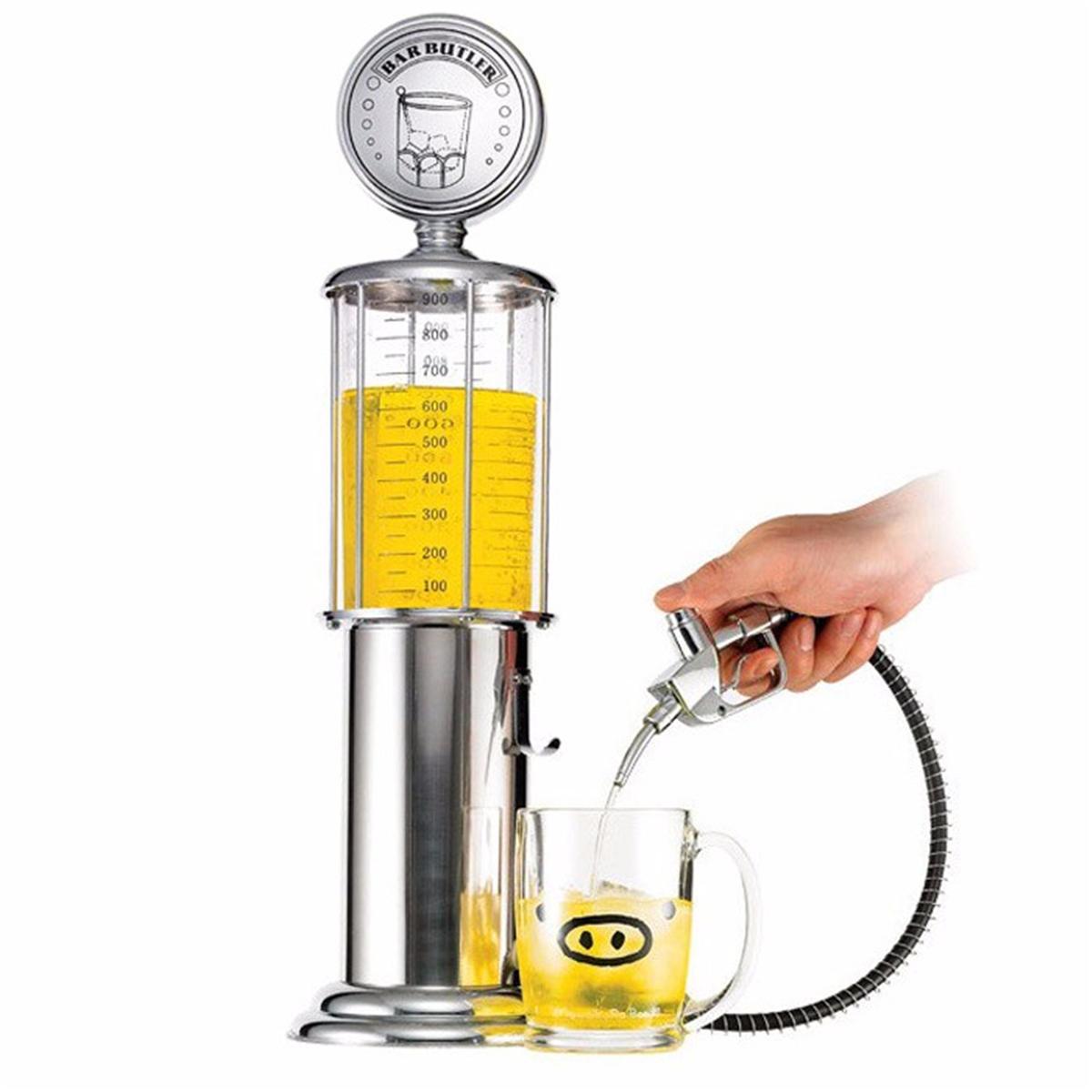 KCASA KC-WD907 Двойная и одиночная модель Дозатор жидкого графина Барный диспенсер для напитков Диспенсер для напитков