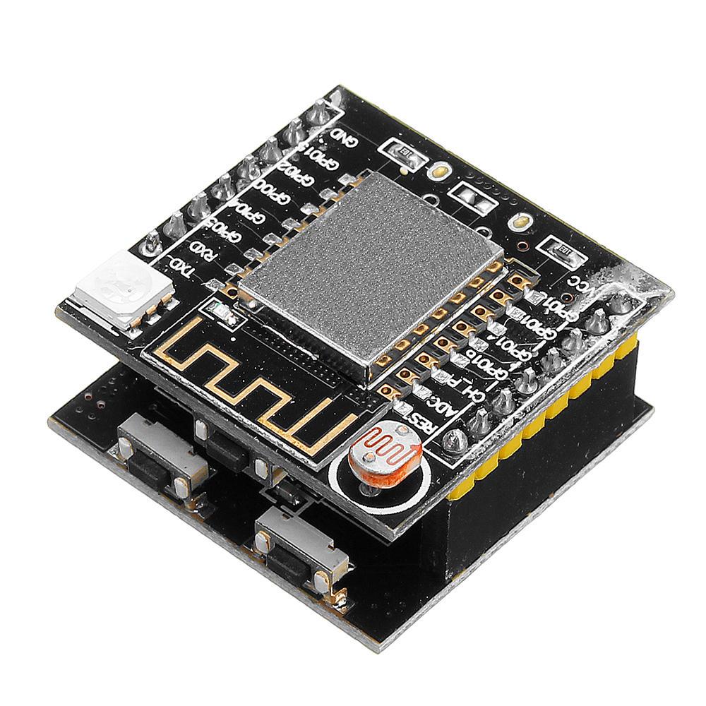 ESP8266 ESP-12F Serial WIFI Witty Cloud Development Board MINI Nodemcu CH340 Micro USB Module