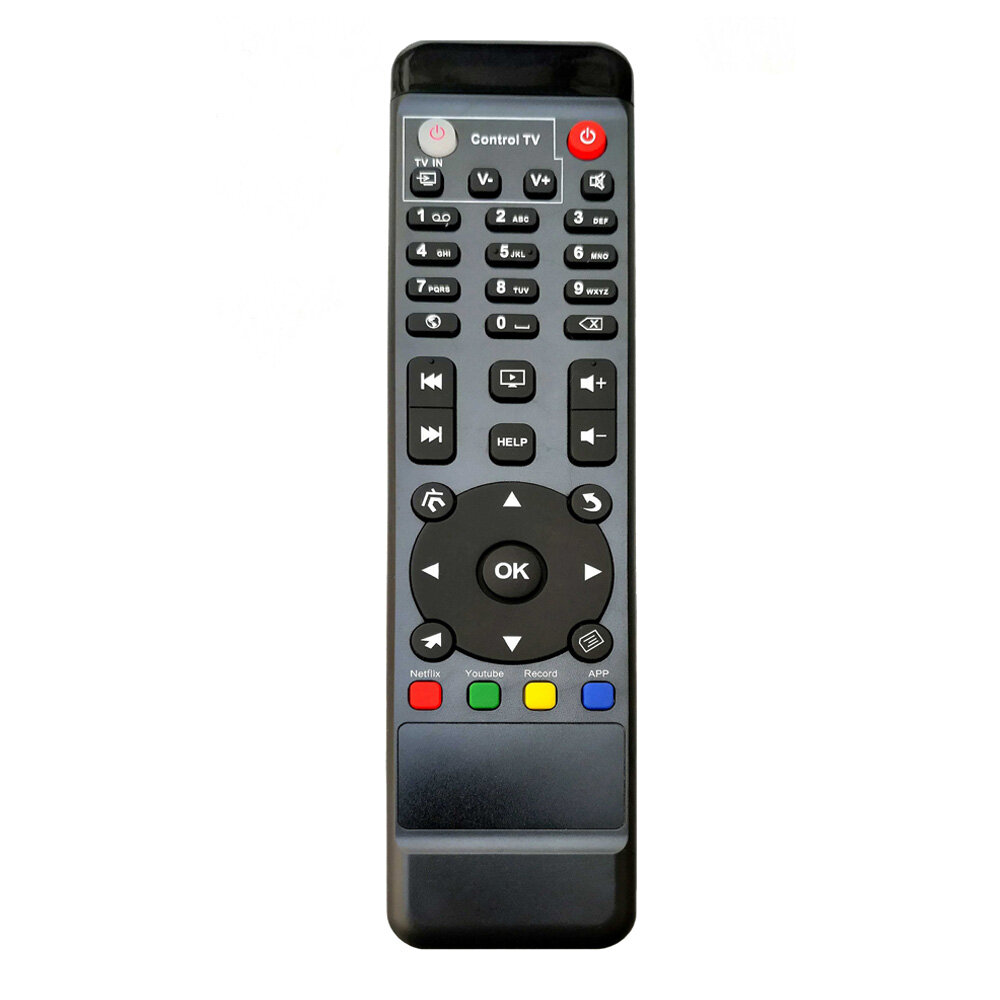 Replacement Remote Control Controller for A95X Max S905X2 4K Android HDD Recording TV Box