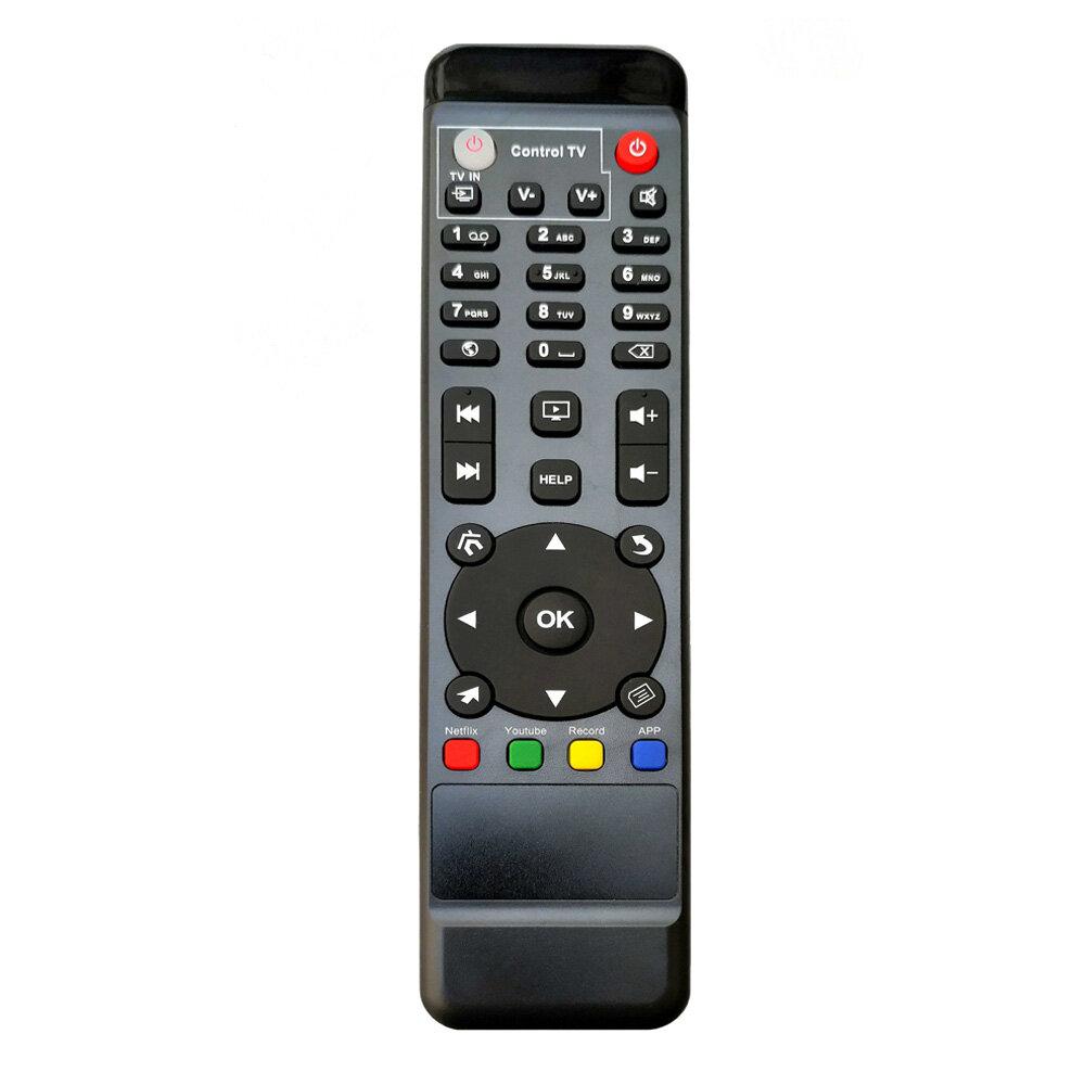 Substituição Controle Remoto Controller para A95X Max S905X2 4K Android HDD Recording TV Caixa