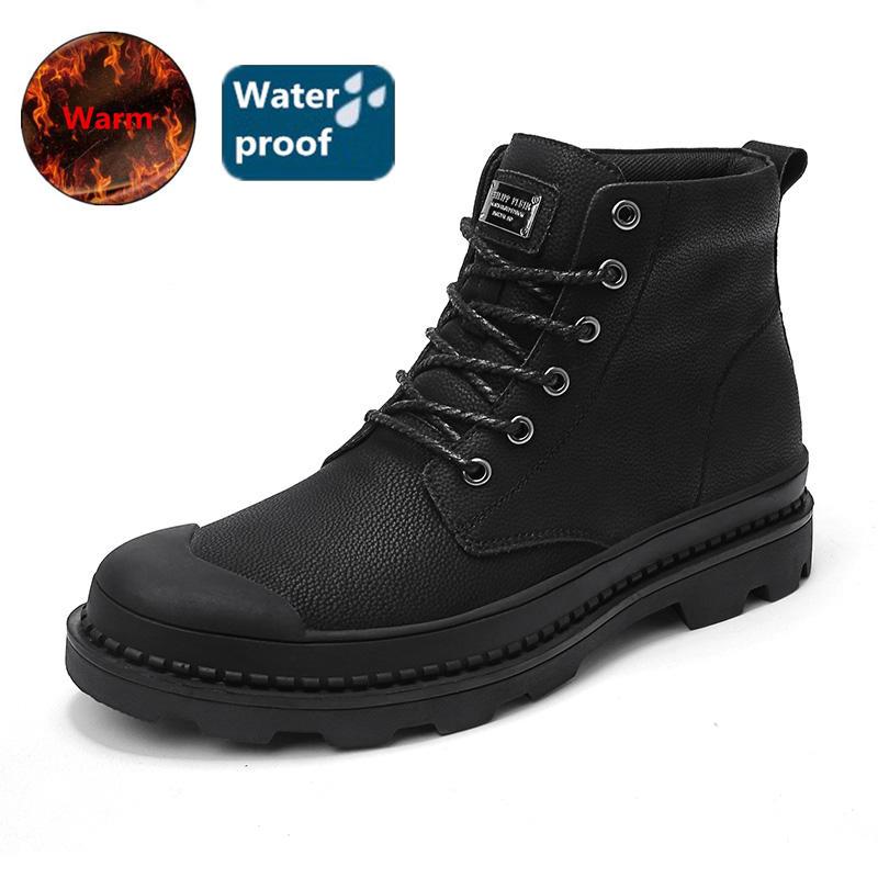 Winter Schneeschuh warm halten wasserdicht Winter Outdoor-Aktivitäten Sport Sneakers Schuhe