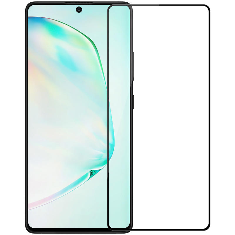 NILLKIN Amazing CP+PRO Anti-Explosion Full Glue Full Coverage Tempered Glass Screen Protector for Samsung Galaxy S10 Lite