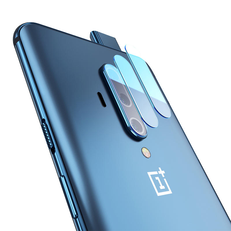 Bakeey 2PCS Anti-scratch HD Clear Tempered Glass Phone Camera Lens Protector for OnePlus 7T Pro
