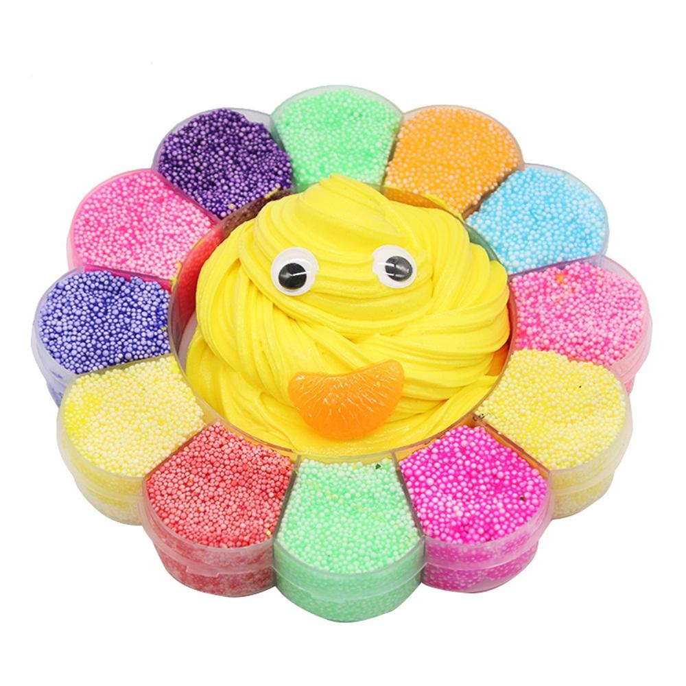 Squishy Flower Packaging Collection Gift Decor Soft Squeeze Reduced Pressure Toy