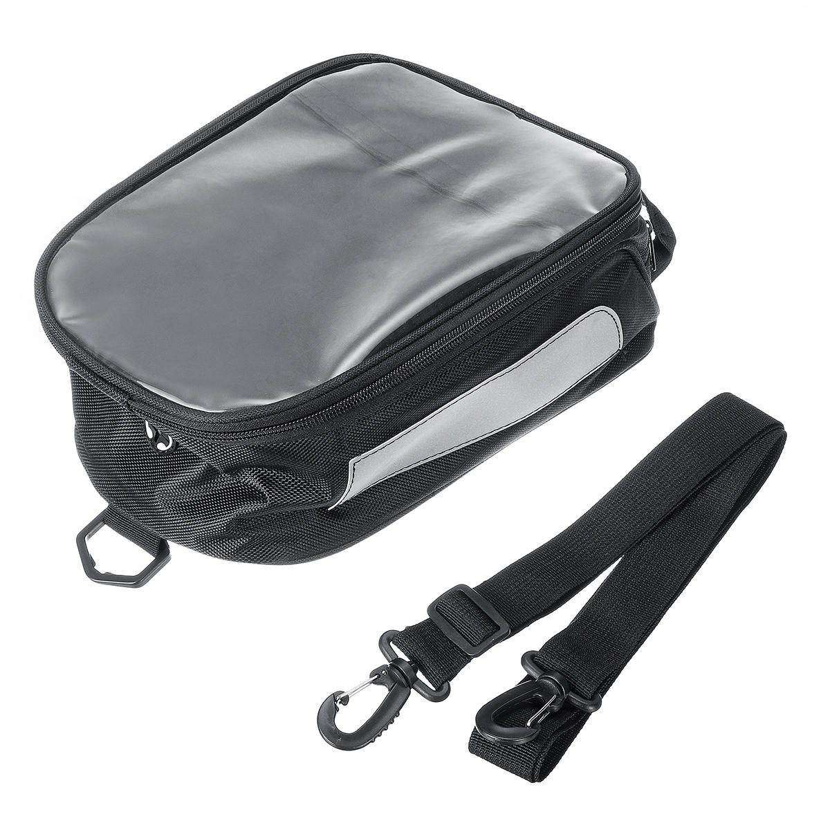 Motorcycle Tank Bag Oil Fuel Magnetic Phone Pouch Waterproof For Honda Yamaha BMW Harley