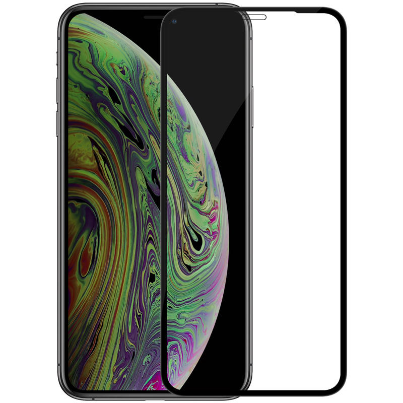 NILLKIN Amazing 9H CP + PRO غطاء مقاوم للانفجار Full Covered Glass شاشة Protector for iPhone 11 Pro 5.8 inch