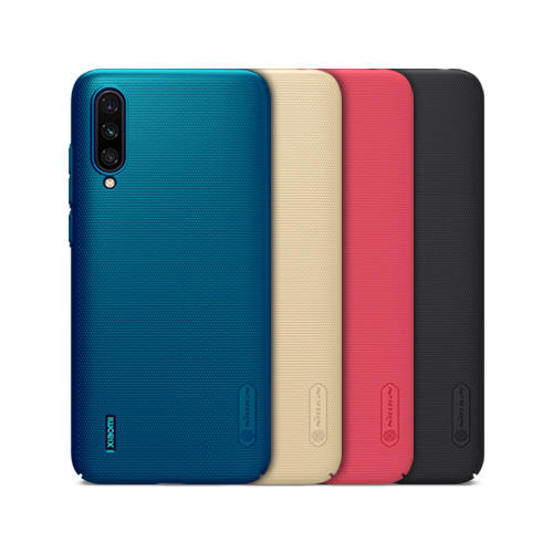 Nillkin Frosted Anti-Fingerprint PC Hard Protective Case for Xiaomi Mi9 Mi 9 Lite / Xiaomi Mi CC9